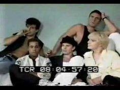 Duran Duran unedited interview (promo for Liberty) - YouTube