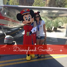 Getting your Photo with Characters - Disneyland Secrets