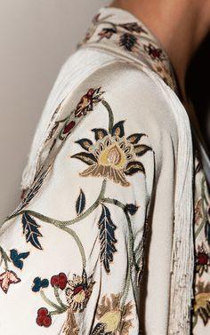 Ottoman Chand Shawl by TALITHA for Preorder on Moda Operandi