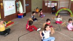 Cvičení s košťaty Kids Rugs, Youtube, Halloween, Music, Musica, Musik, Kid Friendly Rugs, Muziek, Music Activities