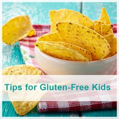 Find Tips to Help Make Your Child's Gluten-Free Diet More Manageable.