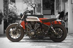 Deus Ex Machina Yamaha XV950 D-Side Motorcycle
