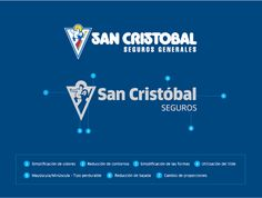 Logo Redesign + Branding – San Cristóbal Seguros on Behance