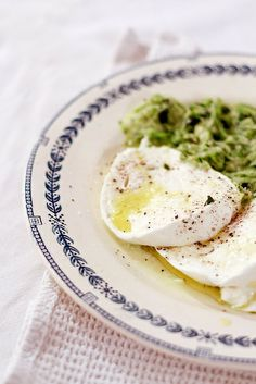 Recette : Courgettes Mozza by Morning by Foley
