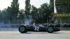 Jackie Stewart, Monza 1965, BRM P261... 1st F1 Win