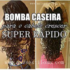 A maioria das mulheres sonham em ter os cabelos longos, mas em alguns casos existem fatores que não contribuem para o crescimento dos f...
