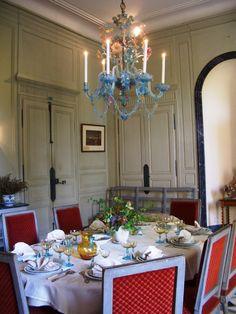 https://flic.kr/p/LERPw | La Maison de George Sand | salle à manger