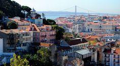 Cheiram bem porque são de Lisboa! Lisboa tem cheiro de flores e de mar...