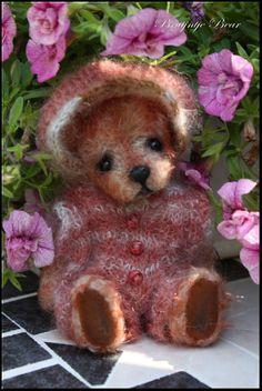 Teddy Bear, Toys, Sweet, Artist, Handmade, Animals, Activity Toys, Candy, Hand Made
