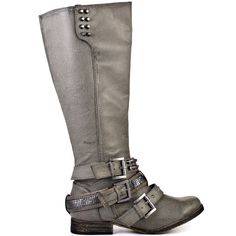 0092684bbfd8 Take a step out of your comfort zone in this fierce Not Rated boot.  Parliament