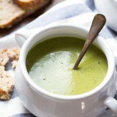 Creamy Potato Kale Soup Recipe - Pinch of Yum & ZipList