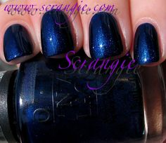 yoga-ta get this blue opi swatch - Google Search
