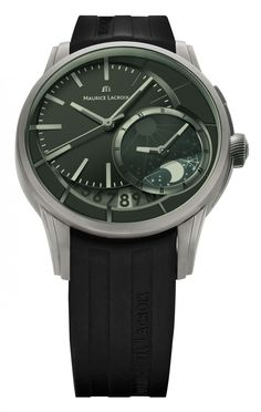 Maurice Lacroix Pontos Decentrique GMT Berlin L. Limited Edition Watches, Ebay, Clocks