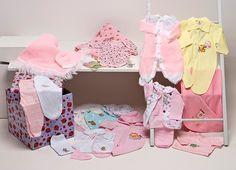 Enxoval do bebê: o supérfluo e o essencial - Casinha Arrumada