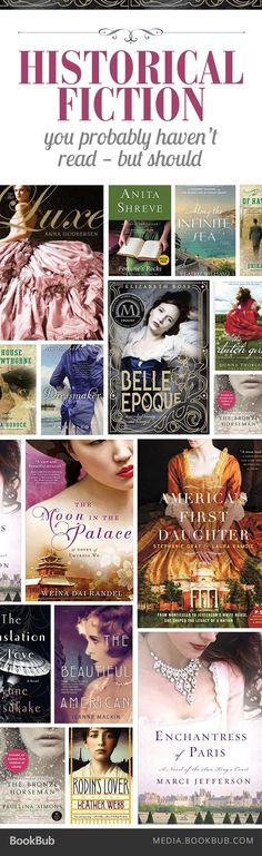 If you love historical fiction, don't miss these amazing novels.