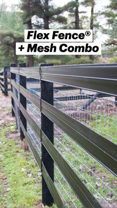 Pasture Fencing, Horse Fencing, Horse Barns, Horses, Fences Alternative, Big Red Barn, Mesh Fencing, Future Farms, Barns Sheds