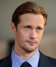 "alexander skarsgard | Alexander Skarsgard Los Angeles Premiere of ""True Blood"" Season 4 ..."