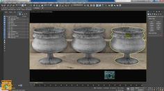 Iray + 3ds max: Displacement Edge Lenght