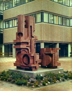 Three dimensional Sculpture for Garrowhill School by Charles Anderson