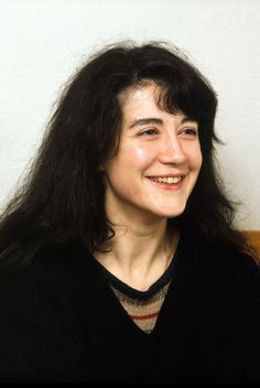 Martha Argerich a beautiful and brilliant pianist born in Argentina (1981 was a great year)