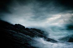 Sea Fever (Blue Rocks), photography by David Baker