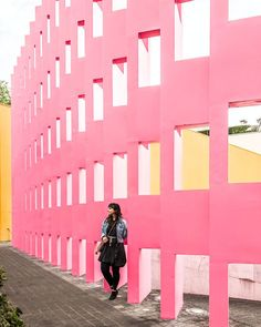 The 10 Prettiest Places in Mexico City to Take Instagram-Worthy Photos - Brooklyn Tropicali