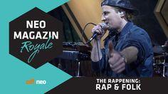 Rap & Folk   Dendemann im NEO MAGAZIN ROYALE mit Jan Böhmermann - ZDFneo