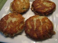 Delicious Chive Potato Cakes recipe shared by RecipesnFood.