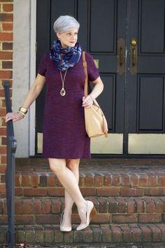 Gorgeous color dress