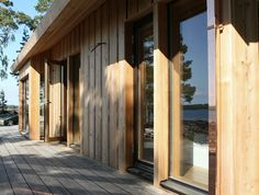 Creative architectural and interior design studio based in Helsinki. House In Nature, Getaway Cabins, Beach Shack, Cabins And Cottages, Wooden House, Cabins In The Woods, Interior Design Studio, Log Homes, Play Houses