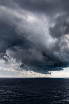 Storm cloud by Zsolt Varanka