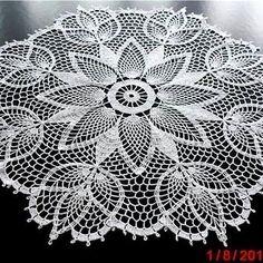 View album on Yandex. Crochet Bedspread Pattern, Crochet Table Runner Pattern, Free Crochet Doily Patterns, Crochet Borders, Crochet Tablecloth, Crochet Motif, Crochet Doilies, Crochet Lace, Knitting Patterns