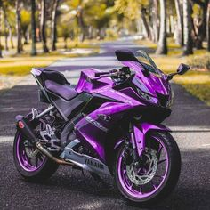 Cars Discover Ideas street bike aesthetic for 2019 Yamaha Motos Yamaha Yamaha Bikes Cool Motorcycles Honda Purple Motorcycle Motorcycle Bike Motorbike Girl Custom Sport Bikes Purple Motorcycle, Ninja Motorcycle, Futuristic Motorcycle, Motorbike Girl, Moto Bike, Women Motorcycle, Bobber Motorcycle, Motos Yamaha, Yamaha Bikes
