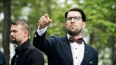 Jimmie Åkesson tror arbetare är korkade - Aftonbladet