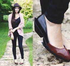 Chic Nova Structured Heels