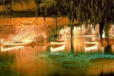Visita las Cuevas del Drach