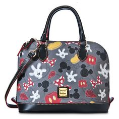 Best of Mickey Satchel by Dooney & Bourke