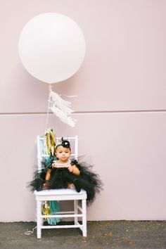 First Birthday Theme