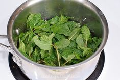 You only need 3 simple ingredients to make this delicious Peppermint Syrup. Perfect in your morning mocha or hot chocolate! Peppermint Leaves, Peppermint Mocha, Vegan Gluten Free, Vegan Vegetarian, Mint Chocolate, Baking Tips, 3 Ingredients, Syrup, Vegetables
