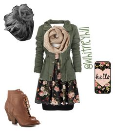 """""""FALL!!!"""" by whitneyhill on Polyvore featuring Morgan and Mojo Moxy"""