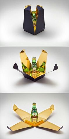 Magic packaging