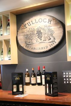 A fabulous tasting experience and so much of Australia's wine history captured at Tulloch Wines #huntervalley #wine