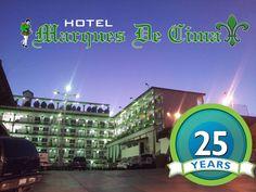 25th anniversary...25 Aniversario...Hotel Marques De Cima 2013