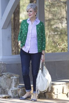 10 key pieces for spring   Style at a Certain Age