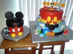 Kary's cakes (mickey mouse) ★★★★