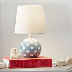 Circle Back Table Lamp   Wayfair