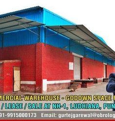 Commercial Godown For Rent Lease In Ludhiana Punjab Mobile 9915000173 Http Www Obrologistics Com Ludhiana Lease Punjab