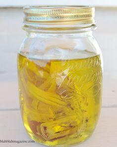 How to make lemongrass oil