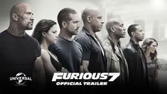 UPDATE: Another New Fast & Furious 7 Official Trailer is out and Jason Statham wants to kill everybody ! ! #Furious7 #nice #Trailer2  (HD)