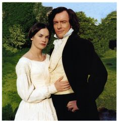 Ruth Wilson and Toby Stephens /Jane Eyre and Rochester/